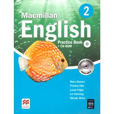 Macmillan English 2 - Practice Book + CD - digital edition ( editura: Macmillan, autor: Mary Bowen, Printha Ellis, Louis Fidge, Liz Hocking, Wendy Wren, ISBN 9780230434578 )