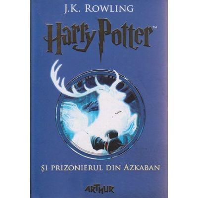 Harry Potter si prizonierul Azkaban volumul 8 ( Editura: Arthur, Autor: J. K. Rowling ISBN 9786067880267 )