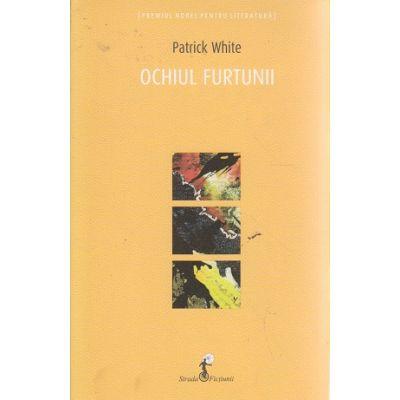 Ochiul furtunii ( Editura: All, Autor: Patrick White ISBN 978-973-724-725-4 )