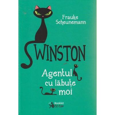 Winston Agentul cu labute moi ( Editura: Booklet, Autor: Frauke Scheunemann ISBN 9786065904514 )