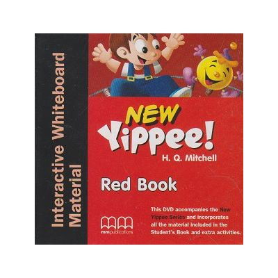 New Yppee Red Book Interactive Whiteboard Material ( Editura: MM Publications, Autor: H. Q. Mitchell ISBN 978-960-573-866-2 )