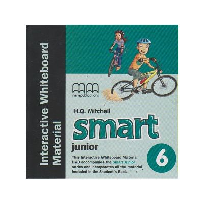 Smart Junior 6 Interactive Whiteboard Material ( Editura: MM Publications, Autor: H. Q. Mitchell ISBN 978-960-573-790-0 )