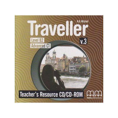 Traveller Advanced Teacher s Resource CD/CD-ROM ( Editura: MM Publications, Autor: H. Q. Mitchell ISBN 978-960-478-265-9)