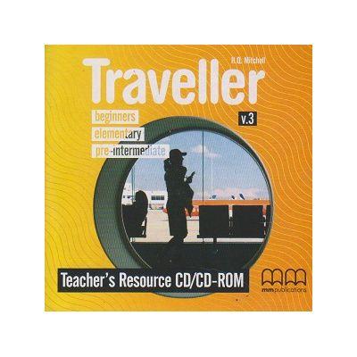 Traveller Beginners, elementary, pre-intermediate Teacher s Resource CD/CD-ROM ( Editura: MM Publications, Autor: H. Q. Mitchell ISBN 978-960-509-144-6 )
