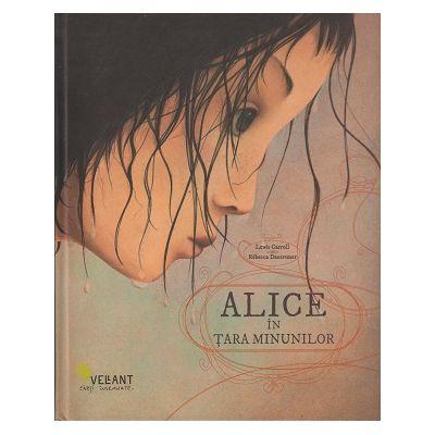Alice in Tara Minunilor ( Editura: VELLANT, Autor: Lewis Carroll, Rbecca Dautremer ISBN 978-606-8642-62-8 )