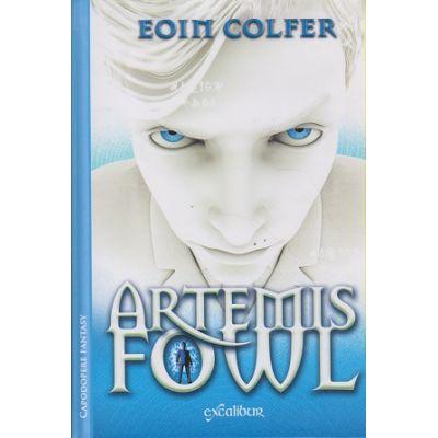 Artemis Fowl ( Editura: Art Grup Editorial, Autor: Eoin Colfer ISBN 978-606-788-127-1 )