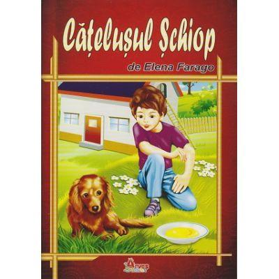 Catelusul schiop ( Editura: Arves Junior, Autor: Elena Farago ISBN 978-973-1845-54-8 )