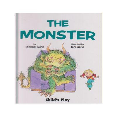 The Monster ( Editura: Outlet - carte limba engleza, Autor: Michael Twinn ISBN 0-85953-406- 5 )