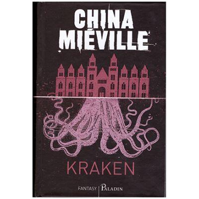 Kraken. O anatomie ( Editura: Paladin, Autor: China Mieville ISBN 9786068673165 )