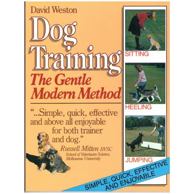 Dog Training. The Gentle Modern Method ( Editura: Outlet - carte limba engleza, Autor: David Weston ISBN 1-85586-002-3 )