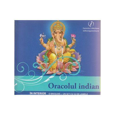Oracolul Indian ( Editura: Ganesha ISBN 9786068742090 )