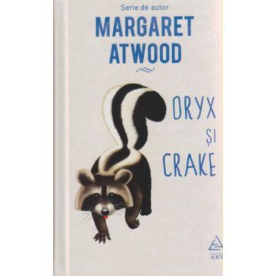 Oryx si Crake ( Editura: Art Grup Editorial, Autor: Margaret Atwood ISBN 9786067104653 )