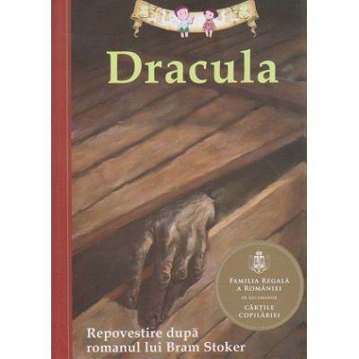 Dracula ( Repovestire ) ( Editura: Curtea Veche, Autor: Bram Stoker ISBN 978-606-588-824-1 )