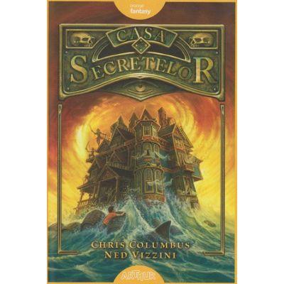 Casa secretelor ( Editura: Arthur, Autori: Chris Columbus, Ned Vizzini, ISBN vol 1 978-606-788-181-3 )