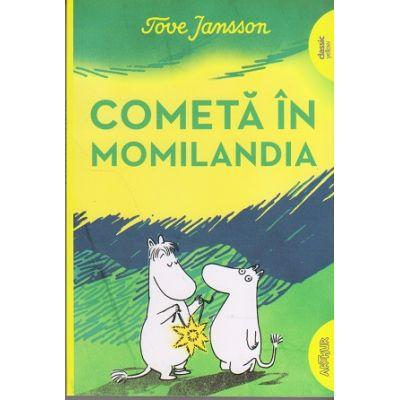 Cometa in Momilandia ( Editura: Arthur, Autor: Tove Jansson, ISBN 978-606-788-224-7 )