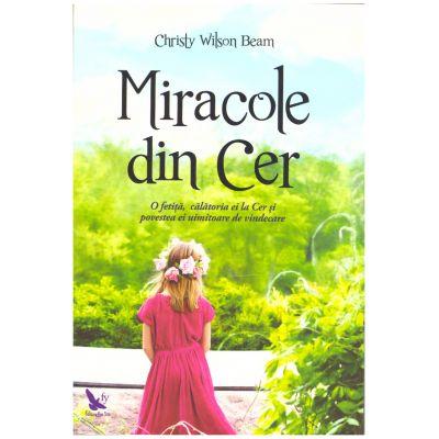 Miracole din cer. O fetita, calatoria ei la Cer si povestea ei uimitoare de vindecare ( editura: For You, autor: Christy Wilson Beam, ISBN 978-606-639-150-4 )