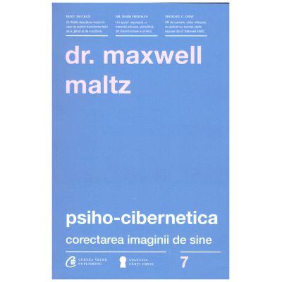 Psiho-cibernetica ( editura: Curtea Veche, autor: Dr. Maxwell Maltz, ISBN 978-606-588-993-4 )