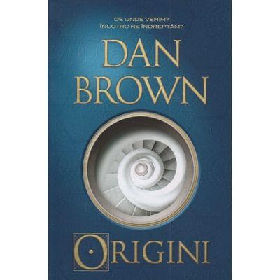 Origini ( Editura: Rao, Autor: Dan Brown ISBN 9786068905495 )