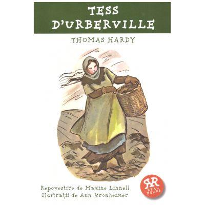 Tess d'Urberville ( editura: Curtea Veche, autor: Thomas Hardy, ISBN 9786065889903 )