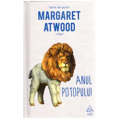 Anul potopului ( editura: Art Grup editorial, autor: Margaret Atwood ISBN 9786067105087)