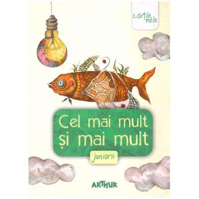 Cel mai mult si mai mult. Juniorii ( editura: Arthur, autori: Florentina Sâmihăian, Liviu Papadima (coordonatori) ISBN 9786067882827 )