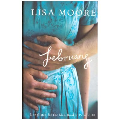 February ( Editura: Outlet - carte engleza, autor: Lisa Moore ISBN 978-0-701-18490-2 )
