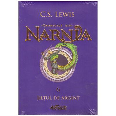 Cronicile din Narnia vol 6. Jilțul de argint ( editura: Arthur, autor: C. S. Lewis ISBN 978-606-788-285-8 )