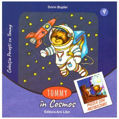 Tommy in Cosmos ( editura: Ars Libri, autor: Dorin Bujdei, ISBN 9786063605314 )