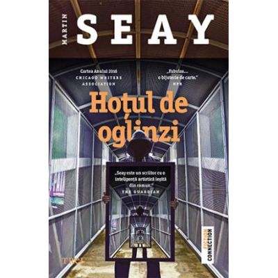 Hotul de oglinzi ( Editura: Trei, Autor: Martin Seay, ISBN 9786067199369 )