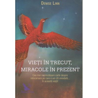 Vieti in trecut, miracole in prezent ( Editura: For You, Autor: Denise Linn ISBN 978-606-639-159-7 )
