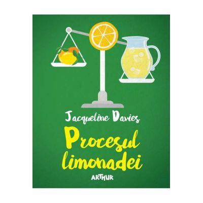 Procesul ( Editura: Arthur, Autor: Jacqueline Davies, ISBN 978-606-788-231-5 )