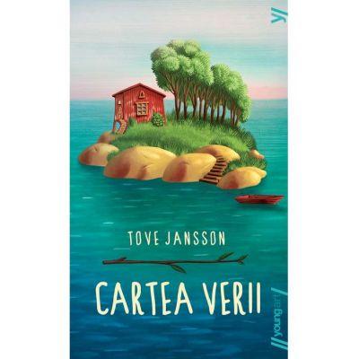 Cartea verii ( Editura: Youngart / Art Grup editorial, Autor: Tove Jansson, ISBN 9786068811444)