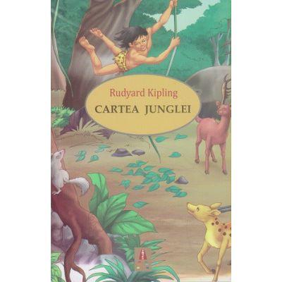 Cartea Junglei ( Editura: Astro, Autor: Rudyard Kipling ISBN 978-606-8660-40-0 )