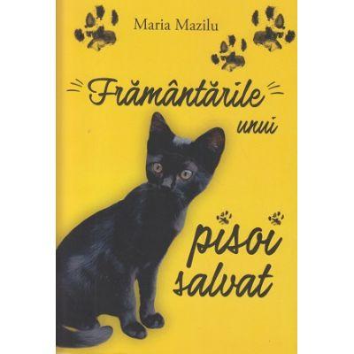 Framantarile unui pisoi salvat ( Editura: Risoprint, Autor: Maria Mazilul ISBN 978-73-53-2089-8 )
