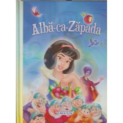 2 povesti clasice: Bambi/Alba ca Zapada (Editura: Girasol ISBN 9786065259461 )