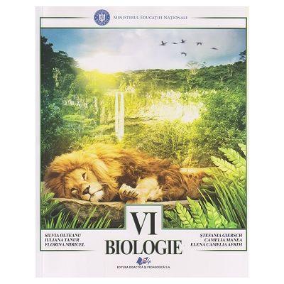 Biologie Manual pentru clasa a VI a (Olteanu)(Editura: Didactica si Pedagogica, Autor(i): Silvia Olteanu, Iuliana Tanur, Florina Miricel, Stefania Giersch, Camelia Manea, Elena Camelia Afrim ISBN 978-606-31-0604-0 )