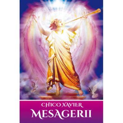 Mesagerii ( Editura: Editura Ganesha Publishing House, Autor: Chico Xavier ISBN 9786068742519 )
