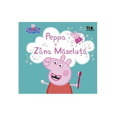 Peppa si Zana Maseluta ( Editura: Art Grup editorial, ISBN 978-606-788-299-5 )