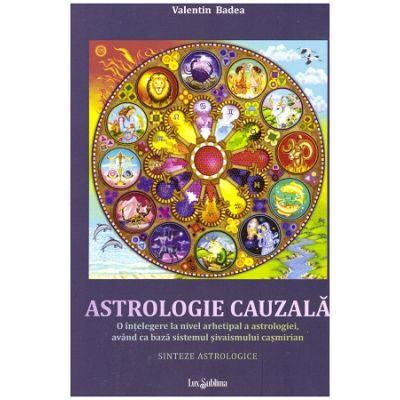 Astrologie cauzala. O intelegere la nivel arhetipal a astrologiei, avand ca baza sistemul sivaismului casmirian. Sinteze astrologice ( Editura: Lux Sublima, Autor: Valentin Badea ISBN 978-973-1823-46-1 )