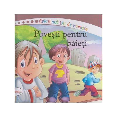 Craciunul tau de poveste/ Povesti pentru baieti(Editura: Aramis ISBN 9786067066371)