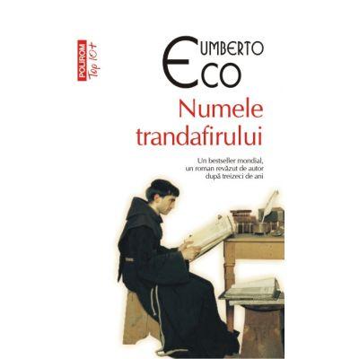Numele trandafirului ( Editura: Polirom, Autor: Umberto Eco, ISBN 978-973-46-4360-8 )