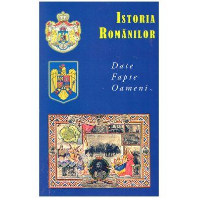 Istoria romanilor. Date. Fapte. Oameni ( Editura: Meronia, Autori: Valentina Bilcea, Stan Stoica, Mirela Gradina ISBN 9786067500325 )
