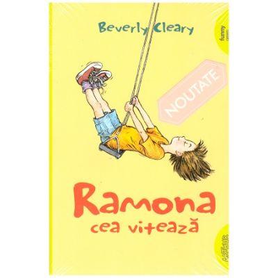 Ramona cea viteaza ( Editura: Arthur, Autor: Beverly Cleary ISBN 978-606-788-368-8 )