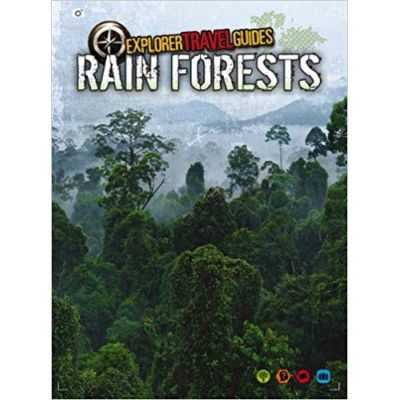 Rain Forests: An Explorer Travel Guide ( Editura: Outlet - carte limba engleza, Autor: Nick Hunter ISBN 978-1-406-26014-4 )