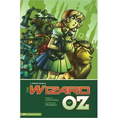 The Wizard of Oz (Classic Fiction) ( Editura: Outlet - carte limba engleza, Autor: Martin Powell (Adapter) ISBN 978-1-406-21420-8 )