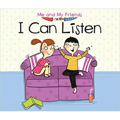 I Can Listen (Me and My Friends) ( Editura: Outlet - carte limba engleza, Autor: Daniel Nunn ISBN 978-1-406-28162-0 )