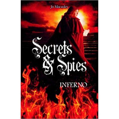 Inferno (Secrets and Spies) ( Editura: Outlet - carte limba engleza, Autor: Jo Macauley ISBN 978-1-782-02042-4 )