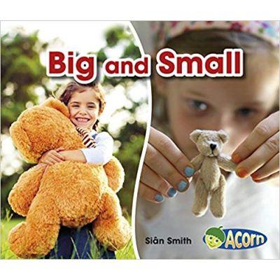 Big and Small ( Editura: Outlet - carte limba engleza, Autor: Sian Smith ISBN 978-1-406-28300-6 )