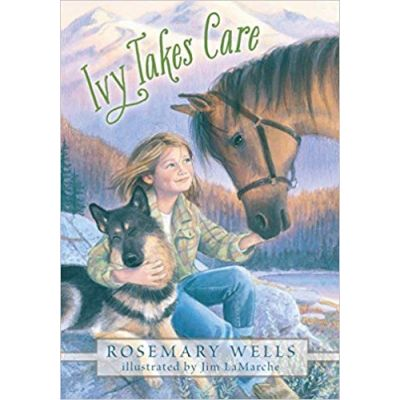 Ivy Takes Care ( Editura: Outlet - carte limba engleza, Autor: Rosemary Wells ISBN 978-0-7636-5352-1 )