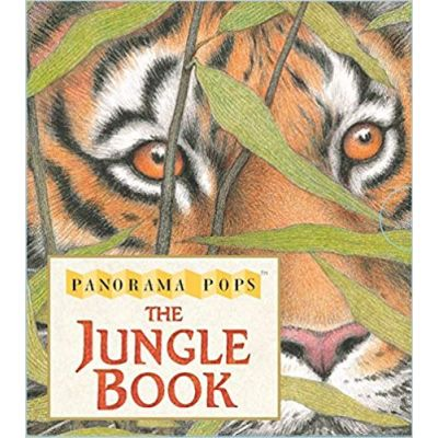 The Jungle Book (Panorama Pops) ( Editura: Outlet - carte limba engleza, Illustrated by: Nicola Bayley ISBN 9781406366983 )